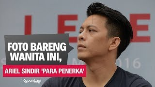Video Ariel NOAH Buka Suara Soal Seali MP3, 3GP, MP4, WEBM, AVI, FLV Februari 2018