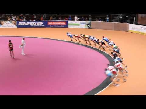 Гонка на бали 5000 метрів (ТРЕК) Юніори В, Чемпіонат Європи-2014