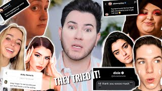 So I DMed Famous Tik Tokers to pick my MAKEUP ROUTINE... im doomed by Manny Mua