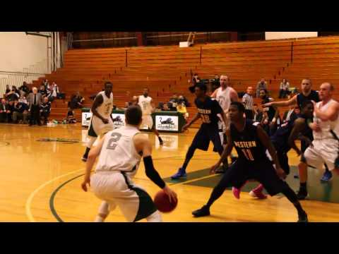 Men's Basketball vs Western Connecticut