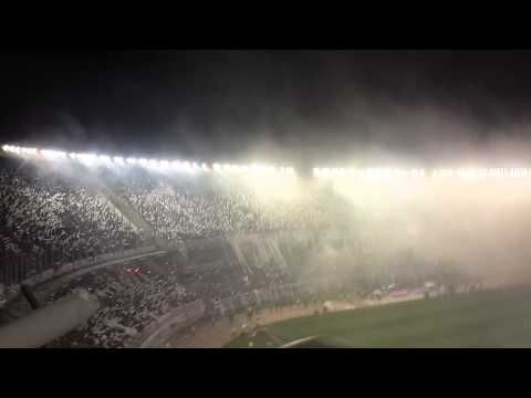 Video - River Plate vs Tigres   Final 2015 LIBERTADORES - Los Borrachos del Tablón - River Plate - Argentina