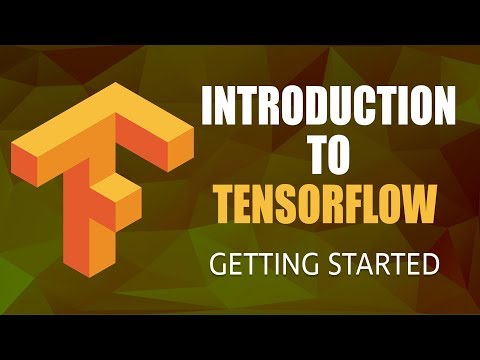Introduction to TensorFlow | Getting Started | Part 2\/4 | Eduonix
