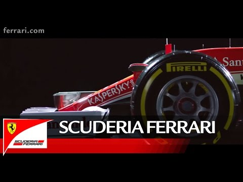 ferrari sf16-h: il video unveiling
