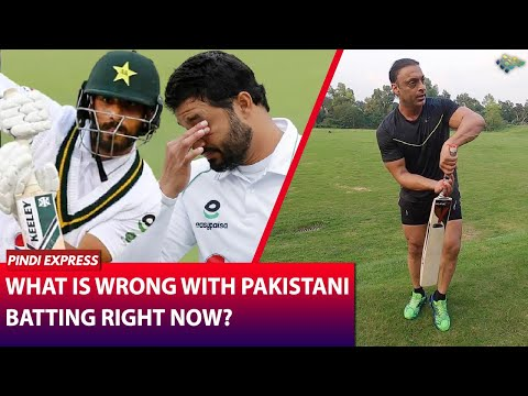 What are the Mistakes Usually made by Pakistani Batsmen ?   Shoaib Akhtar   SA1