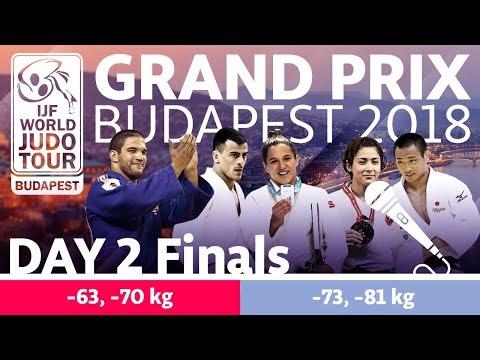 Judo Grand-Prix Budapest 2018: Day 2 - Final Block_Magyarország, Budapest. Heti legjobbak