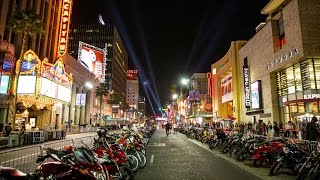 Motorcycles take over Hollywood - On Any Sunday, The Next Chapter