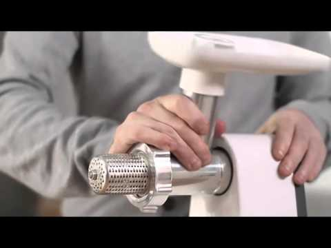 Video: Kuchyňský robot - Základní motorová jednotka Jupiter 862151