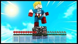 Minecraft Skyblock, But I Get A Random Block Every 30 Seconds...