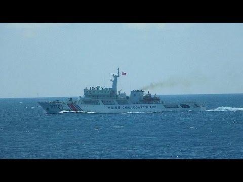 Διπλωματικός πυρετός και θερμά μέτωπα στην Νότια Σινική Θάλασσα