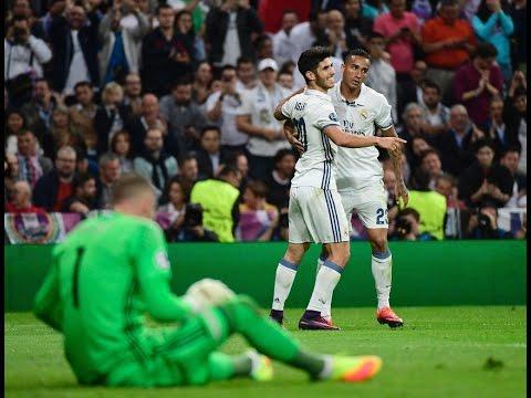 Real Madrid Legia 5-1 All Goals Full Match Highlights 2016
