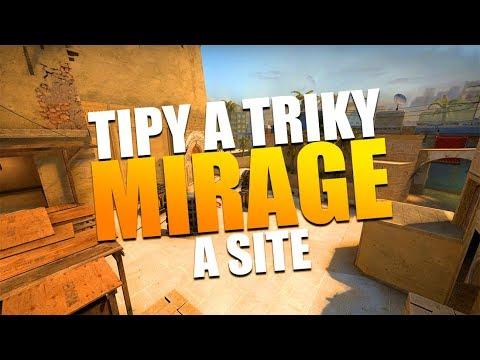 CS:GO - Tipy & Triky - A Mirage [CZ/SK]