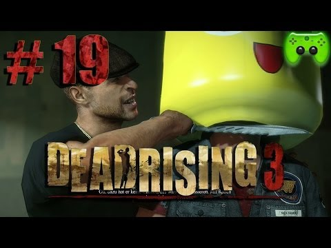 DEAD RISING 3 # 19 - Realist werden «» Let's Play Dead Rising 3 Deutsch | Full-HD