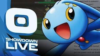 Pokemon OR/AS! OU Showdown Live w/PokeaimMD! - Ep 57: THE CAPTAIN by PokeaimMD