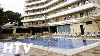Reserva tu habitación en http://www.hotelesentv.com/hotel/es/prancipe.html Hotel Principe es un Hotel de 90 habitaciones localizado en Avenida Son Rigo, 14.