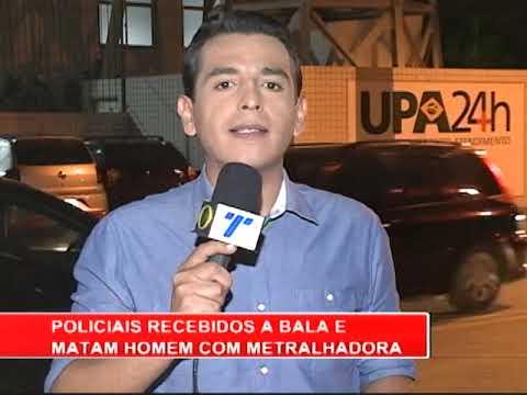 [RONDA GERAL] Homem morre durante troca de tiros na Vila Rica