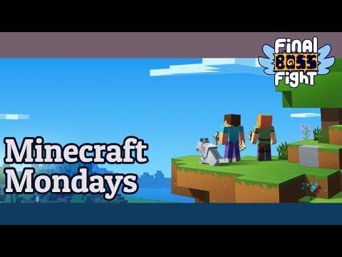 Video thumbnail for Powering up – Minecraft Mondays – Final Boss Fight Nerd Night