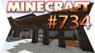 Video Stall fertig - Let's Play Minecraft #734 [Deutsch   HD] MP3, 3GP, MP4, WEBM, AVI, FLV Juli 2018