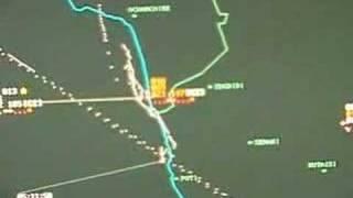Downed Georgian UAV - Radar Data
