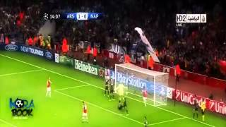 Arsenal Résumé Arsenal-Napoli (2-0) - 1/10/2013 - Ligue Des Champions