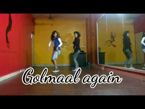 Golmaal again | Title song | Dance choreography - FSD