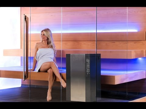 Sauna kaufen - OPTIRELAX - Saunabau