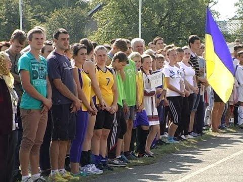 На Коломийщині визначали краще спортивне село