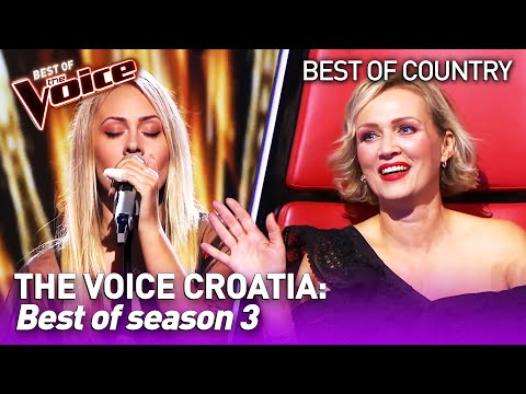 The BEST Blind Auditions of The Voice Croatia 2020