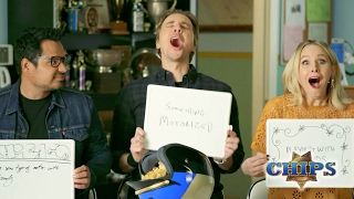 Video BFF Vs. WIFE With Kristen Bell, Dax Shepard, And Michael Peña // Presented By BuzzFeed & CHIPS MP3, 3GP, MP4, WEBM, AVI, FLV Oktober 2018