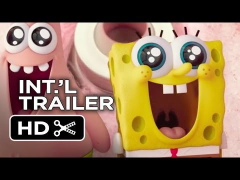 official trailer - Subscribe to TRAILERS: http://bit.ly/sxaw6h Subscribe to COMING SOON: http://bit.ly/H2vZUn Like us on FACEBOOK: http://goo.gl/dHs73 Follow us on TWITTER: http://bit.ly/1ghOWmt The SpongeBob...