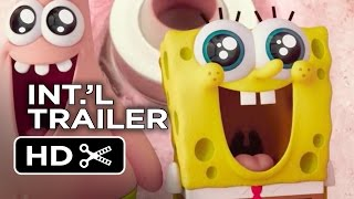 Nonton The Spongebob Movie  Sponge Out Of Water Official International Trailer  1  2015    Movie Hd Film Subtitle Indonesia Streaming Movie Download