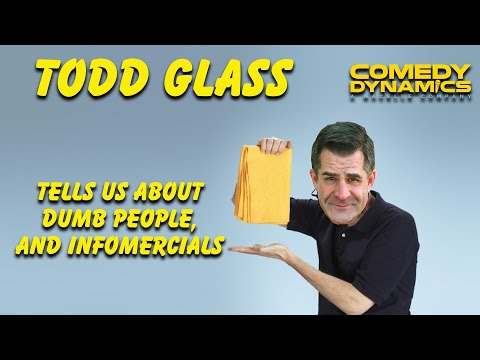 Todd Glass - Infomercials (Stand up Comedy)