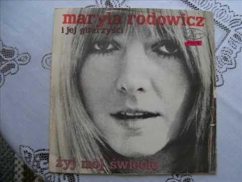 Maryla Rodowicz - Za duże buty lyrics