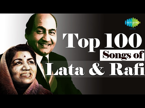 Video Top 100 songs of Lata & Mohd Rafi  | लता - रफ़ी  के 100 गाने | HD Songs | One Stop Jukebox download in MP3, 3GP, MP4, WEBM, AVI, FLV January 2017