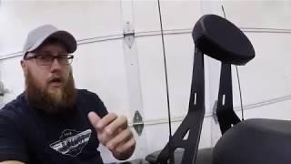 8. 2018 Yamaha Eluder add-ons
