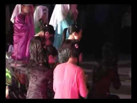 Hoạt cảnh Cuộc khổ nạn của Chúa Giêsu ( giáo họ Yên Lưu năm 2008)