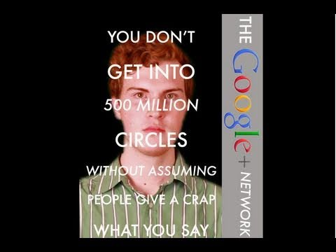 Sehenswert: The Google Plus Trailer – The Social Network Parody