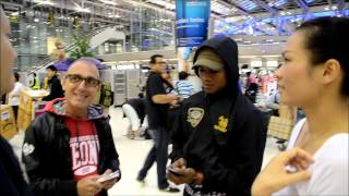 Buakaw Thai Fight 17 Augurst Interview