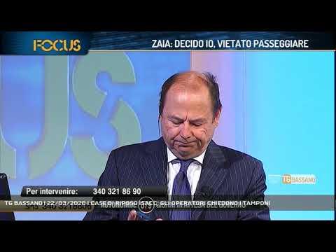 TG BASSANO | 22/03/2020 | CASE DI RIPOSO ISACC, GLI OPERATORI CHIEDONO I TAMPONI