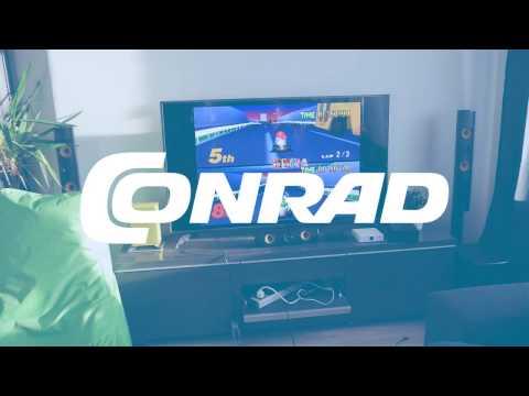 Retro gaming met de Raspberry PI (teaser) - Conrad.nl