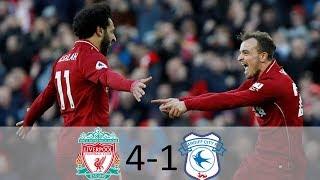Liverpool vs Cardiff City 4-1 | Premier League | Match Preview 27/10/18 HD