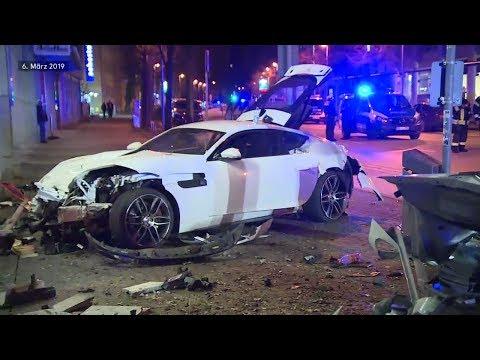 Mordanklage: Geschwindigkeitsrausch - Totraser in Stu ...