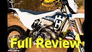 10. Husqvarna TE250i Full Review | 2 Stroke EFI Dirt Bike!
