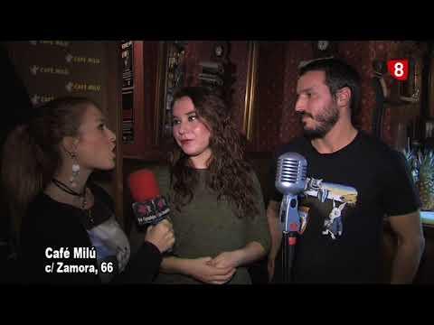 CAFE MILU CONCIERTO MIRIAM GAMALLO