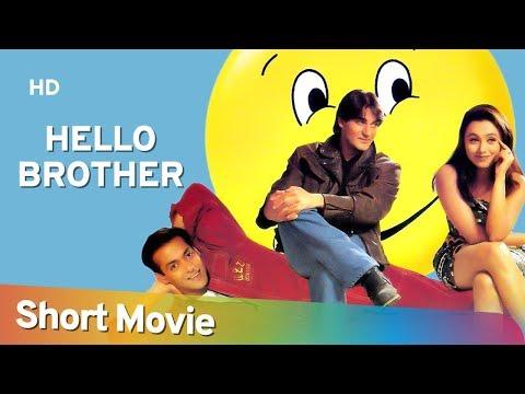 Hello Brother (HD) Hindi Full Movie in 15 Mins   Salman Khan   Rani Mukerji   Arbaaz Khan