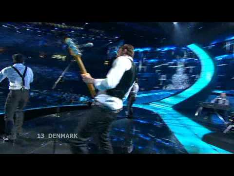 Denmark 2008: Simon Mathew | All night long
