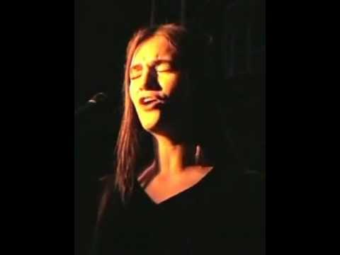 Schascle - Twinkle Schascle Yochim sings WISH YOU WHERE HERE by Paul Rogers @ The Fandango, Siesta Key, Florida. Filmed by Bernard Durning.