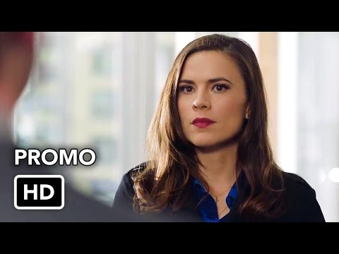 Conviction Season 1 (Promo 'Moves to Sundays')