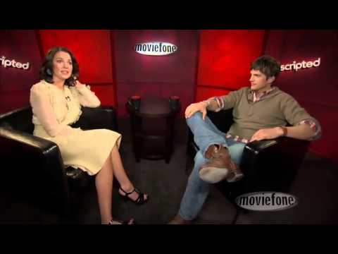 kutcher - Katherine Heigl and Ashton Kutcher interview each other and answer questions from viewers about their movie, Killers.