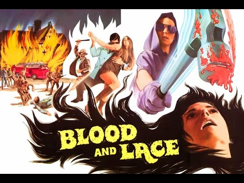 BLOOD AND LACE (1971) Trailer