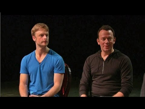 Watch: Alexei Ratmansky and Christopher Wheeldon in rehearsal